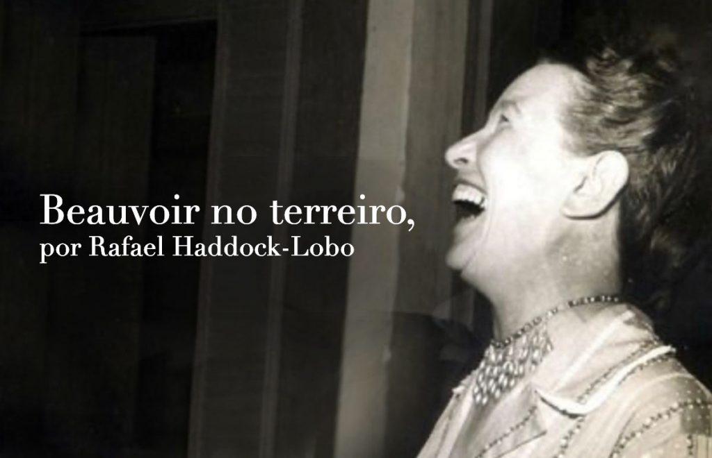 Beauvoir no Terreiro